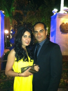 Solmaz Niki-Kermani & Navid Negahban